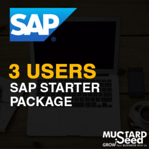 SAP 3 Users Starter Package