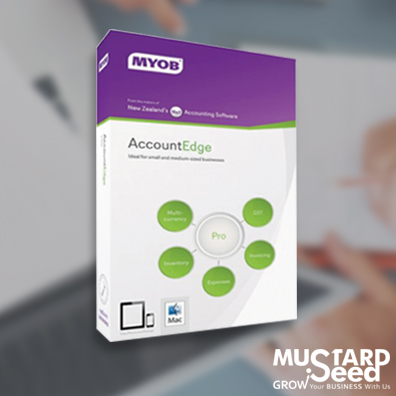 MYOB Account Edge