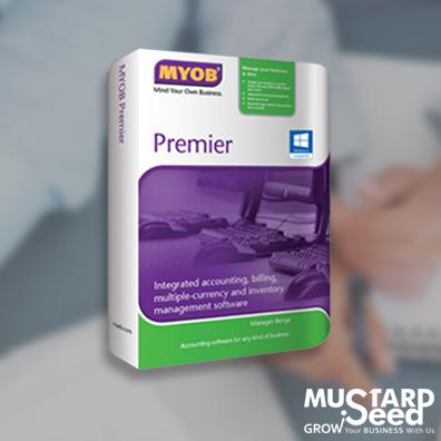 MYOB Premier 1 User